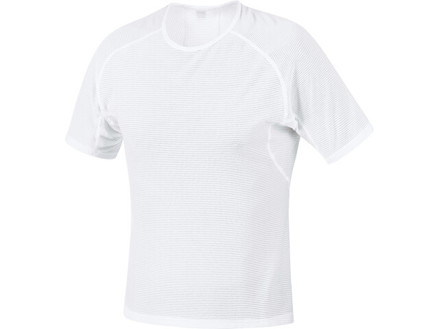 GORE WEAR M Base Layer Shirt Herren white